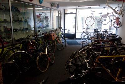 Cycles Giamino : Vente et réparation de Vélos