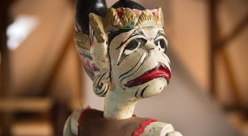 Exposition : Marionnettes du Mali