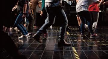 Bal rock interactif pour parents et enfants : Let's dance #