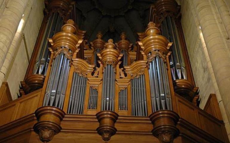 Concert d'orgue par Junseok Park