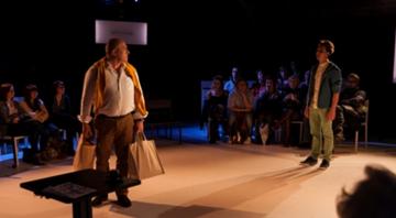 Théâtre : L'Apprenti