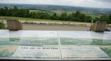 Bois de La Marfée, des hauteurs à la vallée