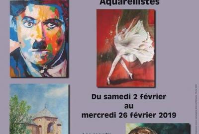 Exposition : Aquarelles et Huiles