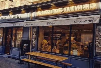 Boulangerie Pâtisserie Chocolaterie - Le Mont Olympe