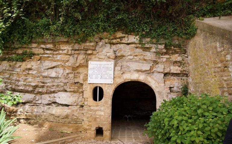 La grotte du Gaulier