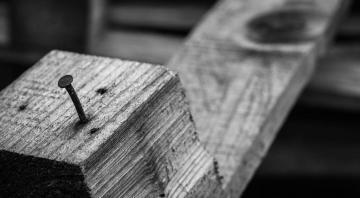 Atelier : fauteuil en palette