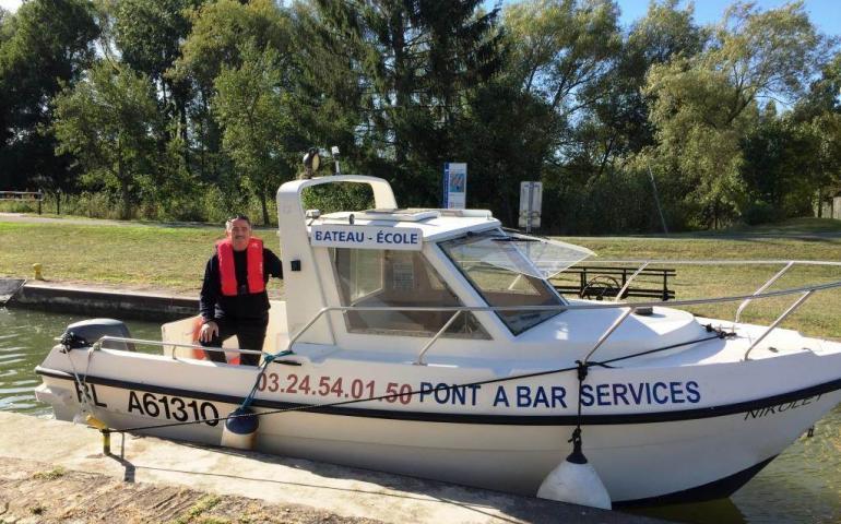 Pont à Bar Services - Ardennes nautisme