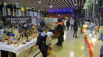 Marché artisanal - Boutique sous la Halle