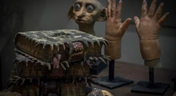 Exposition : Autour de l'univers Harry Potter