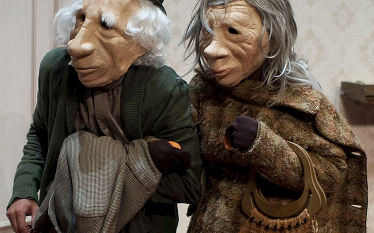 Marionnettes : André Y Dorine