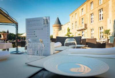 Week-end prestige en amoureux dans un château-hôtel en Ardenne