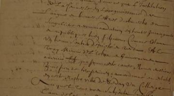 Visite guidée VAH Sedan : La régence de Françoise de Bourbon ou la naissance de la principauté protestante