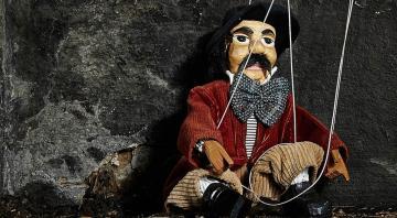 Marionnette : Ponce Pilate, l'histoire qui bifurque ...