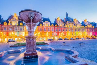 Séjour 3 jours 2 nuits : Charleville, la cité rêvée du Prince de Gonzague