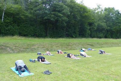 MesanJ. Yoga - Randonnée Yoga