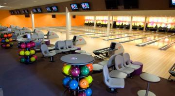 Bowling - Central Park Charleville-Mézières