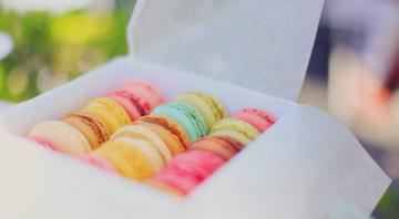 Atelier de cuisine : Macarons