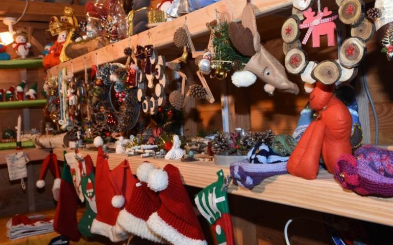 Marché de Noël de Sedan