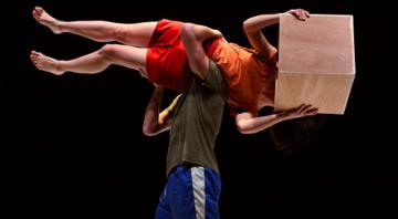 Danse contemporaine / Objets : Acidulé