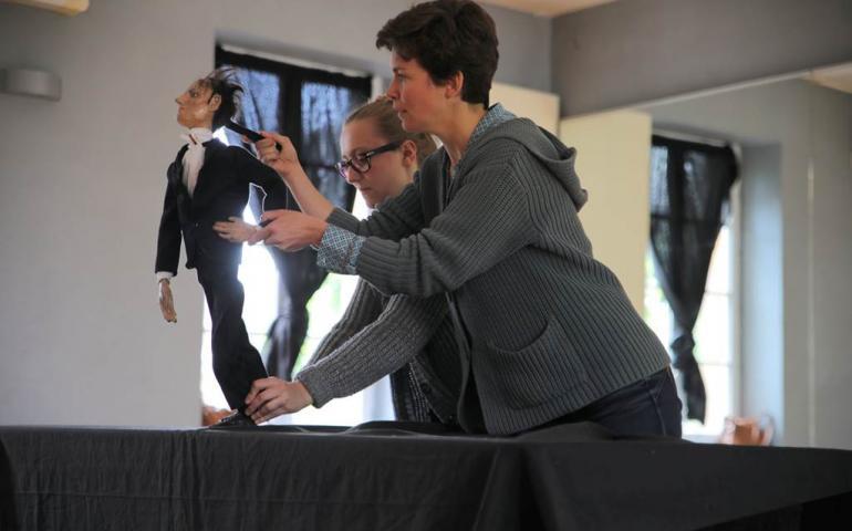 Les Petits Comédiens de Chiffon / Festival Mondial des Théâtres de Marionnettes