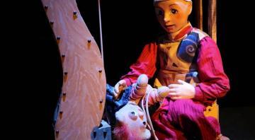 Spectacle marionnettes : Dis, comment ce sera quand je serai grand ?