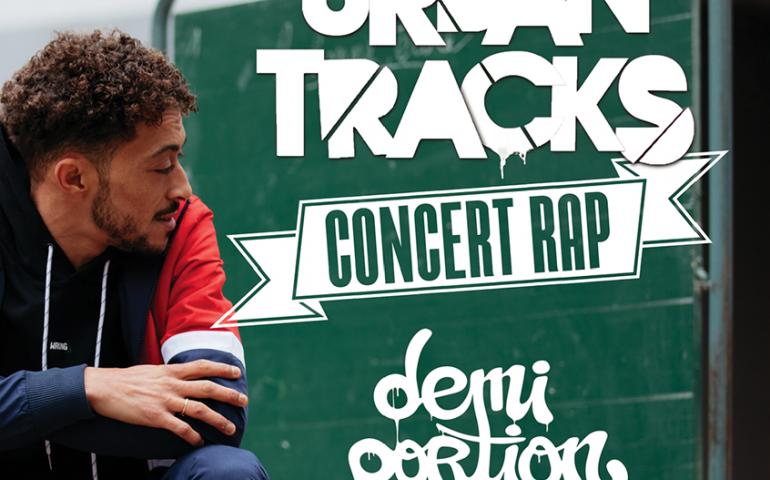 Concert : Urban Tracks -Demi Portion + Jibton + Taleb Latimore