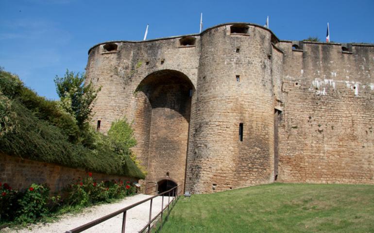 Visites guidées du Château Fort de Sedan