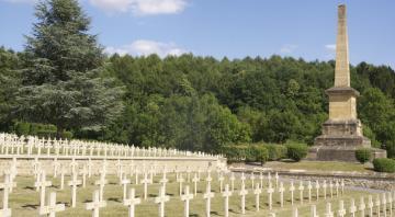 Visite guidée : Se souvenir des morts de la Grande Guerre à Sedan