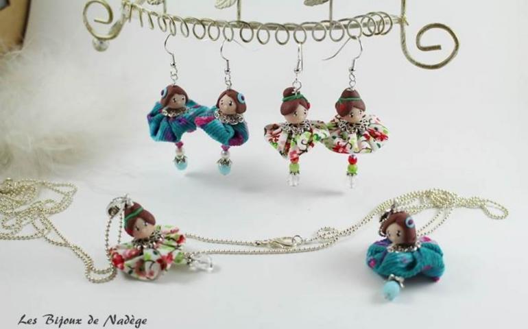 Les bijoux de Nadège