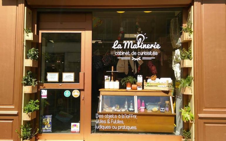 Boutique La Malinerie