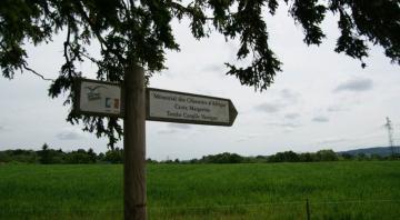 La Croix Margueritte et tombe de Camille Varaigne