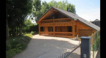 Chalet du coq - Floing - Ardennes
