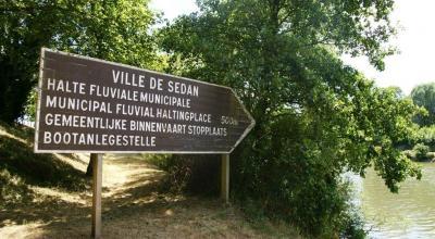 Halte fluviale de Sedan