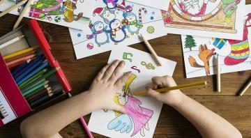 Atelier dessin et dédicace : Oligo et le sapin de Noël