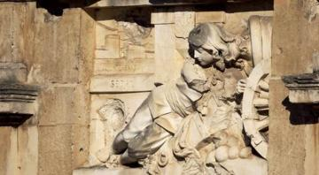 Bas-relief Collège Turenne