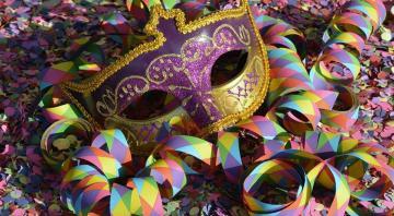 L'heure du conte : Carnaval