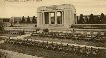 Monument Allemand du Cimetière Saint Charles