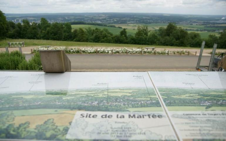 Point de vue de la Marfée