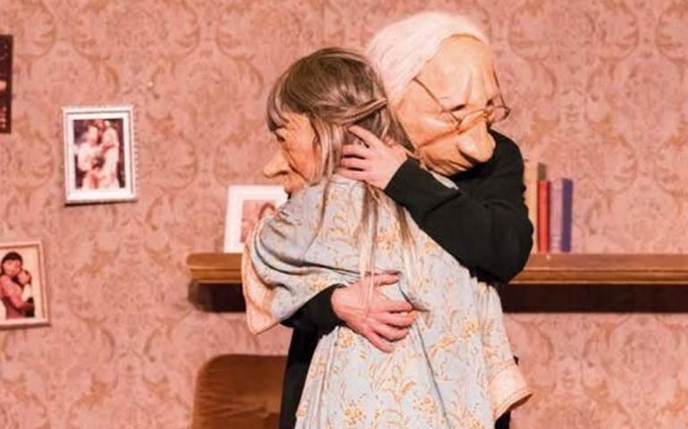 Marionnette : André Y Dorine