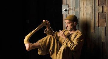 Clown - Léandre Ribera : Rien à dire