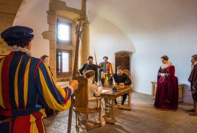 Séjour 2 jours - 1 nuit : Week-end aventure au Château fort de Sedan